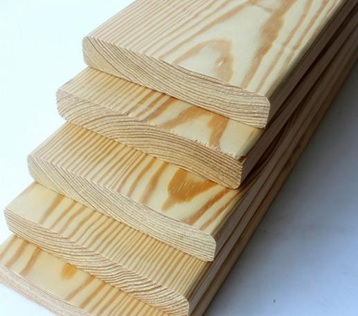防腐木木材图