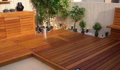 使用防腐木地板,在安装铺设时要注意这10点!