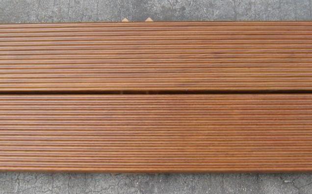 户外装饰使用没有经过防腐处理的木材,出现腐烂现象怎么修复?