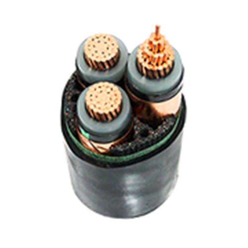 电力电缆基本结构