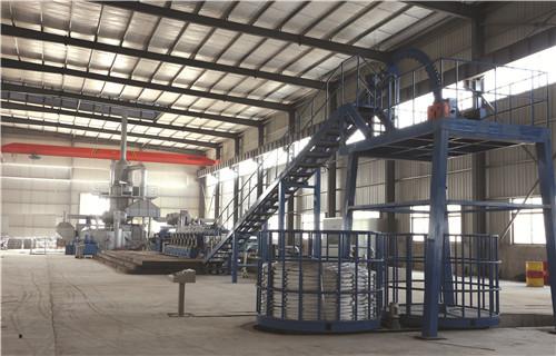 鋁合金連鑄連軋生產線