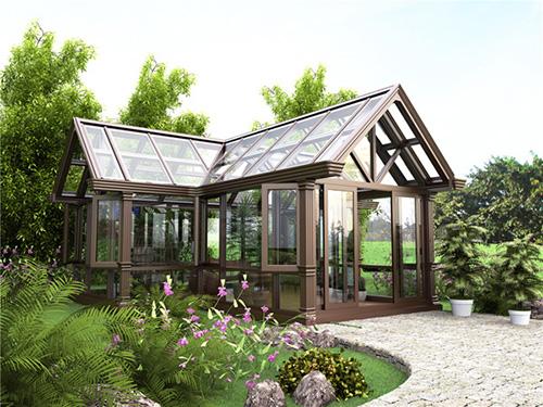 如果要建立一座阳光房,需要怎样的程序呢?