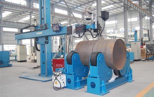 高频焊机配套普通焊架1.2M1.5丝杆焊架矿山焊架手摇焊架