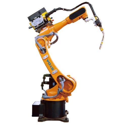 焊接机器人的应用和优点