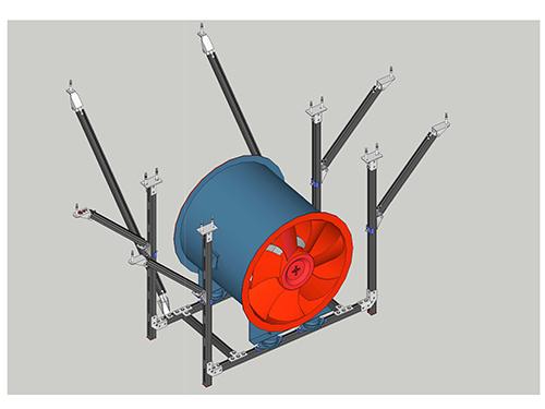 四川设备抗震支架