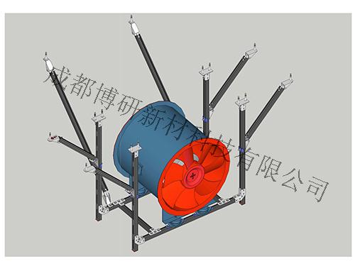笼式设备支架