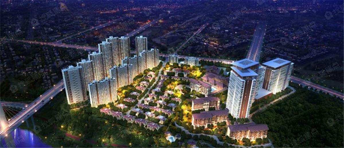 邛崃天玺湾项目