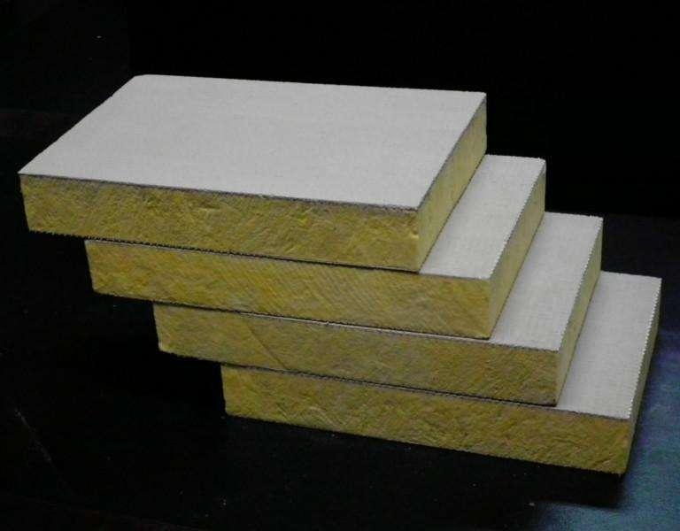 岩棉板施工