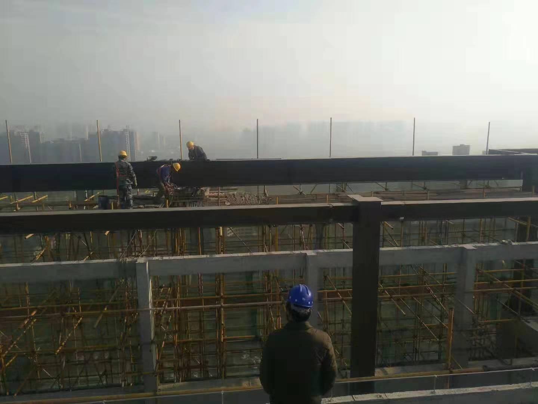 重钢结构施工