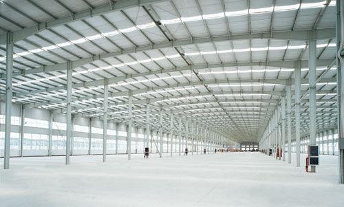 陕西钢结构顶棚施工