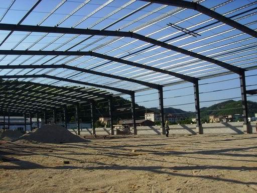 安装钢结构厂房屋架必须要知道的事!