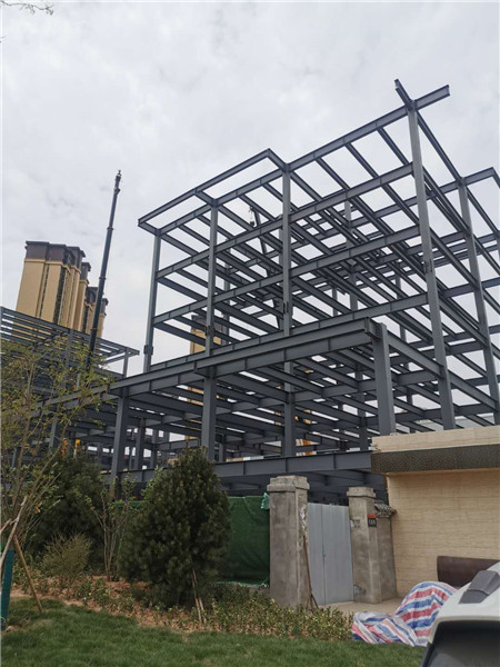 陕西钢结构雨棚