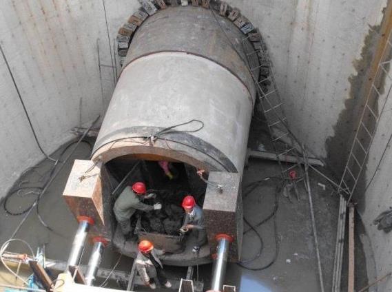 陜西水泥管頂管施工
