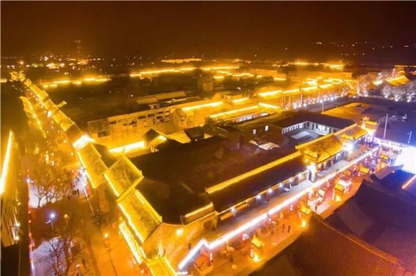 城市七彩亮化工程