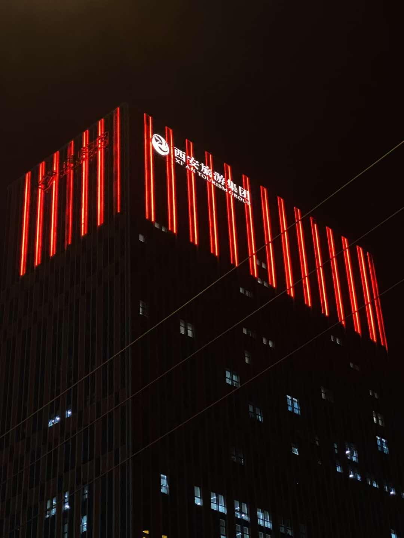 西安led发光字公司
