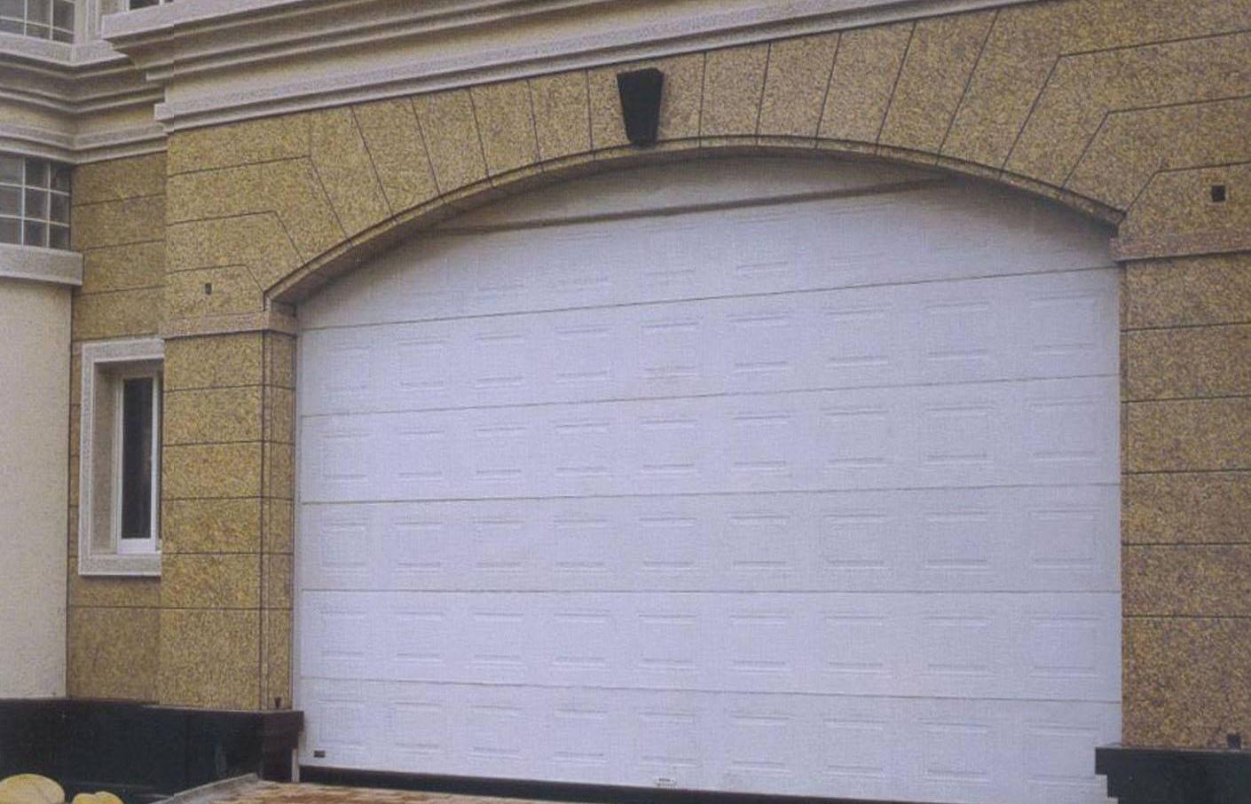 电动车库门