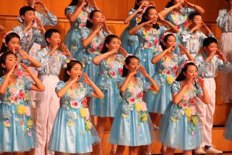 建黨90周年合唱比賽