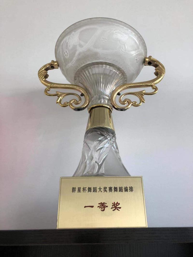 群星杯舞蹈大獎賽舞蹈編排一等獎