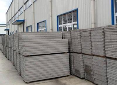 改性石膏條板堆放區域