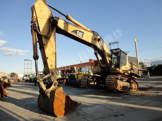 卡特365C挖機租賃