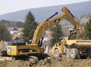 挖掘機租賃