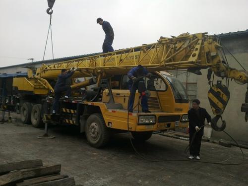 貴州吊車維修