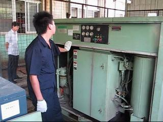 空壓機過濾器堵塞