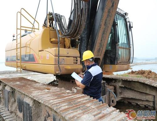 旋挖钻机工作无力