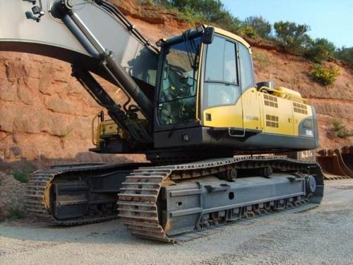 挖掘機維修維護中常見的八大問題