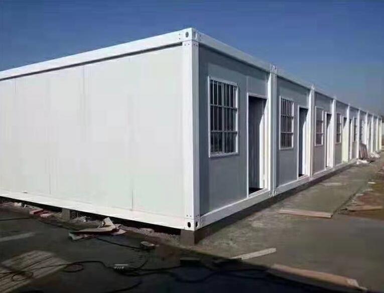 襄阳柜族防火住人打包箱租赁厂家