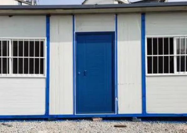 一起看一看活动板房的外墙板安装的4个流程!