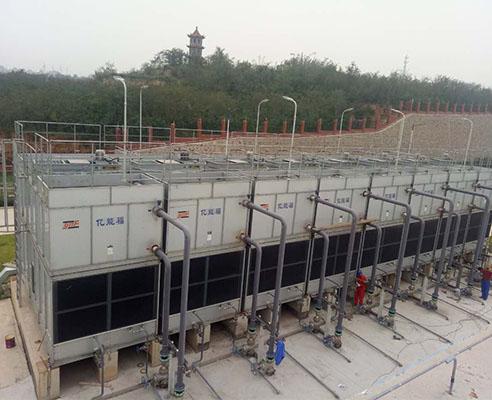 重庆开式冷却塔化工项目