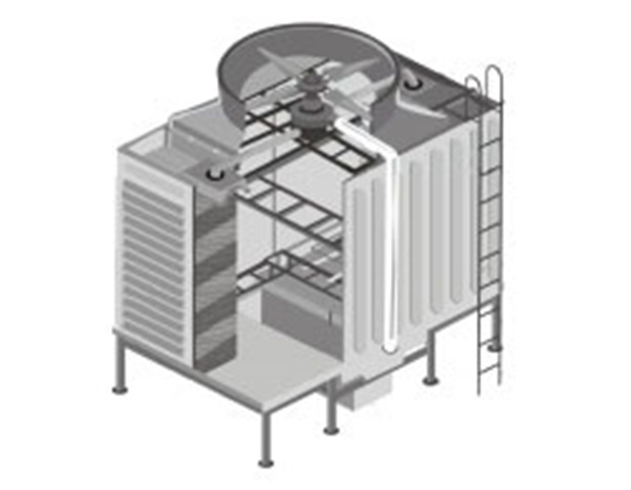 玻璃钢开式冷却塔-YNF系列