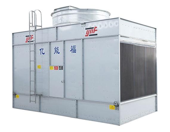 YNF 系列橫流開式冷卻塔(金屬外殼)