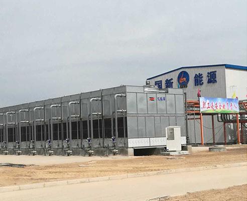 国新能源化工项目