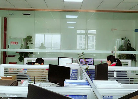 重慶億能福的辦公環境展示