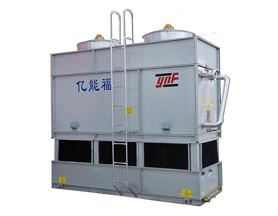 閉式冷卻塔相當于蒸發式冷凝器?