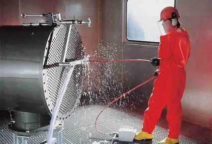 闭式冷却塔各个部位的清洗方法