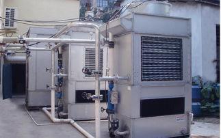 蒸發式冷凝器的拆裝
