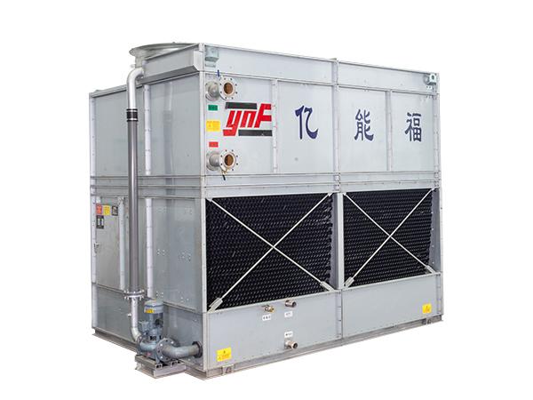 YNF 单进风复合流闭式冷却塔