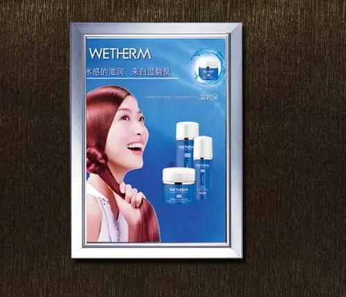 成都广告灯箱选择哪种好