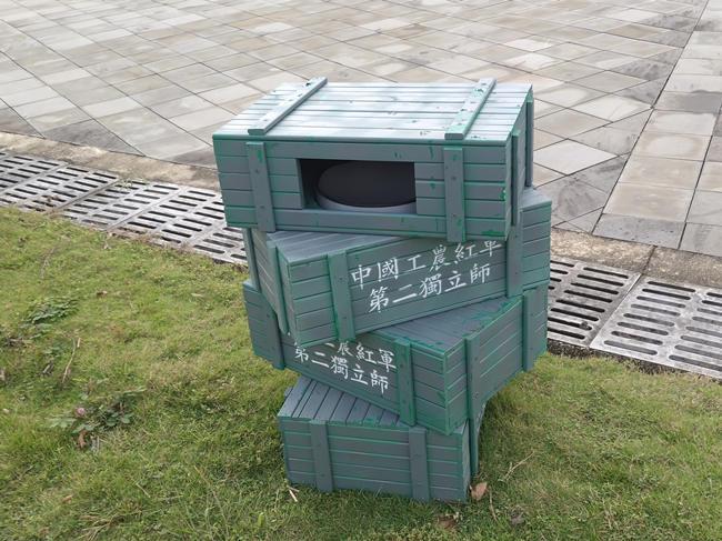 成都造型垃圾桶