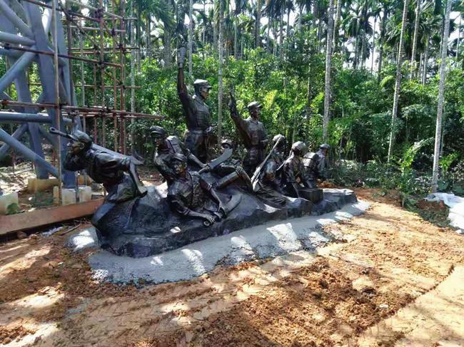 成都景观雕塑制作