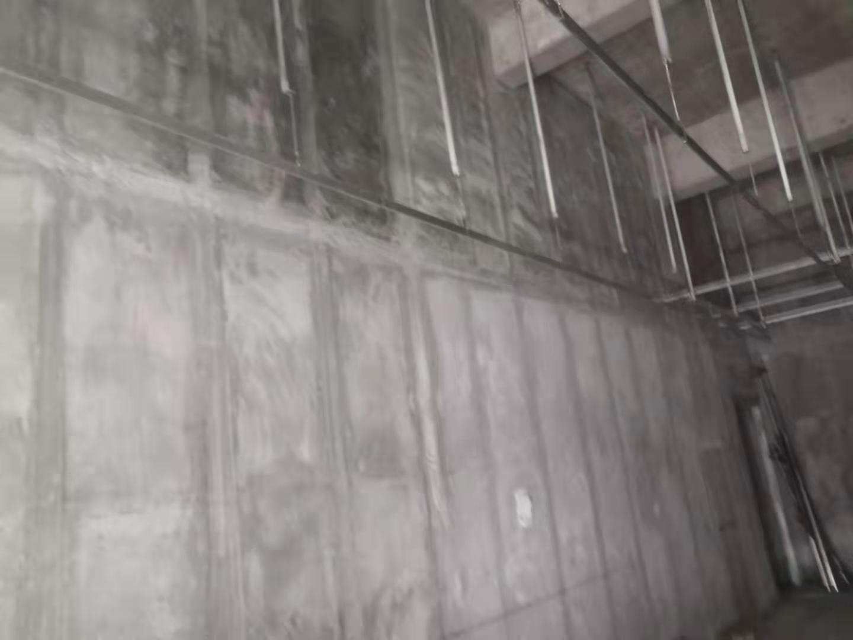 华西医院条形板隔墙