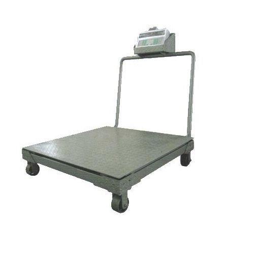 可移动不锈钢材质电子地磅