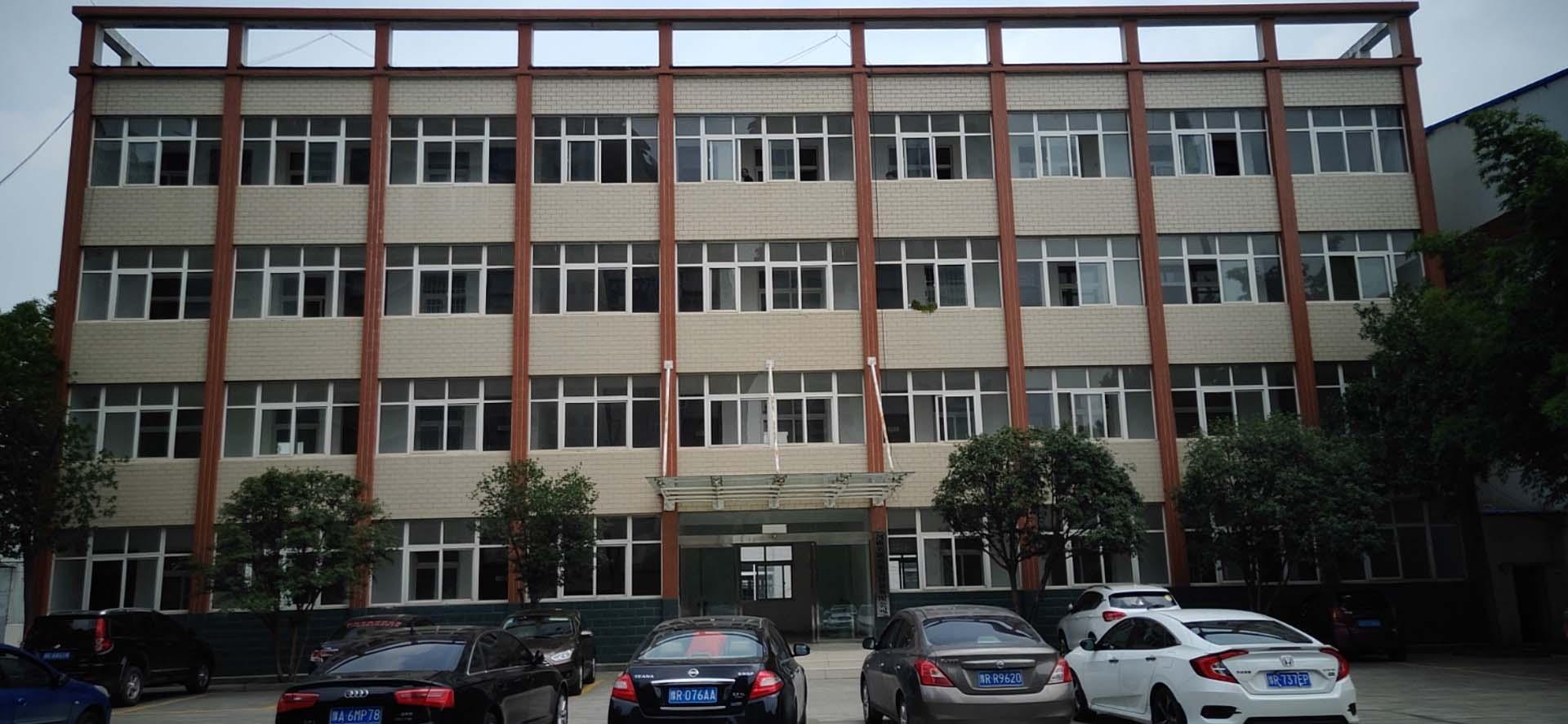 源鑫啤酒設備廠區辦公樓展示