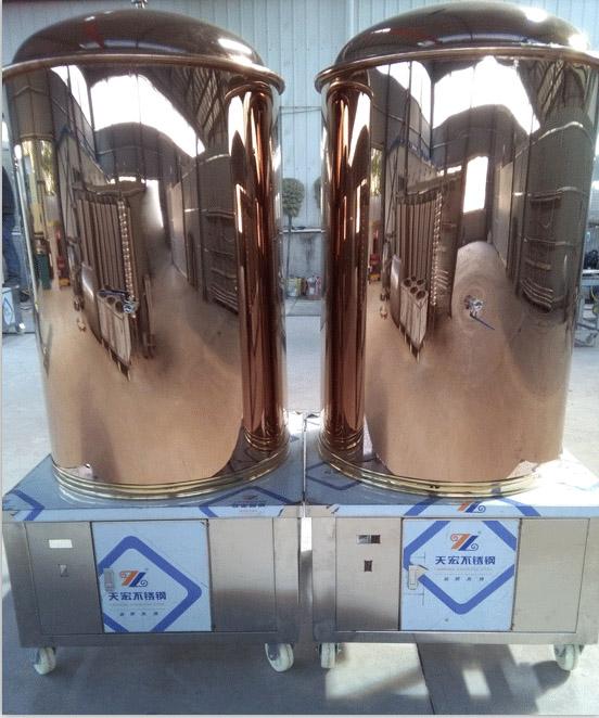 源鑫啤酒设备厂 生产效率高