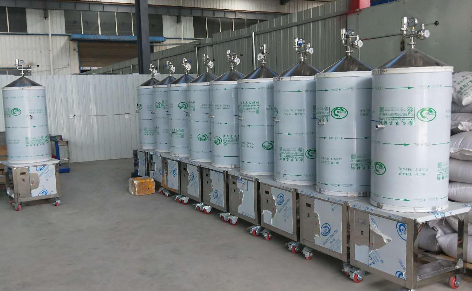 源鑫自酿白酒设备产品展示