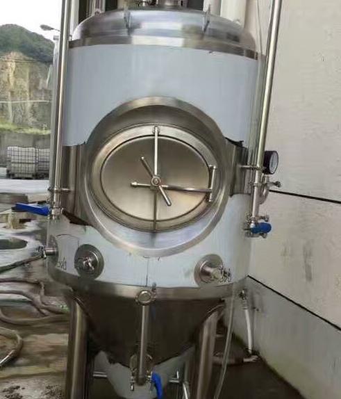 啤酒发酵设备公司  值得信赖