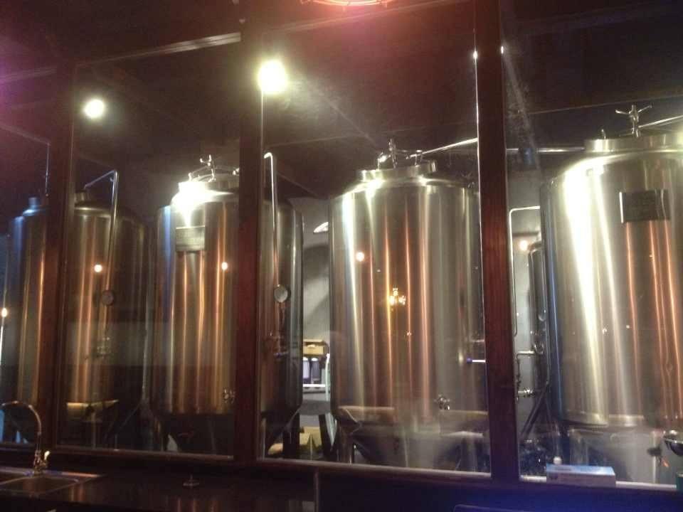南阳啤酒自酿设备